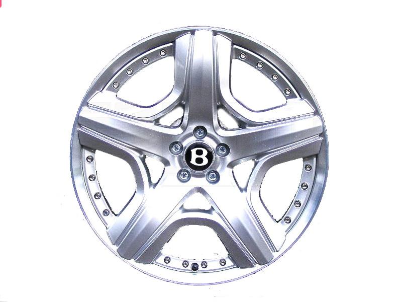 Split Rim Alloy Wheels