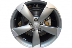 Smart Repairable Diamond Cut Alloys