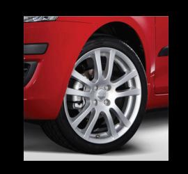 Standard Alloy Wheel repair