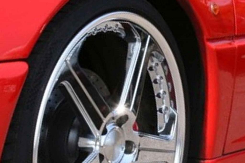 Alloy Wheel Repair Quote